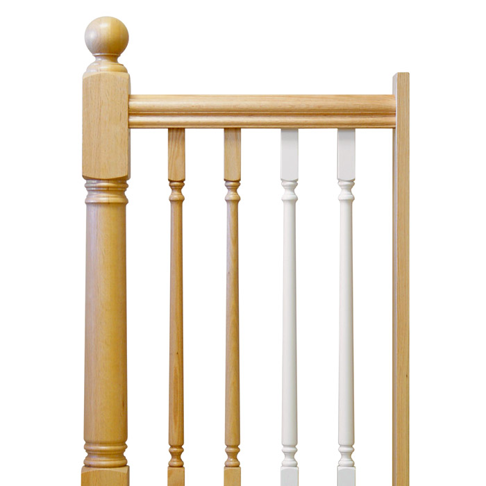 Fenmar Newel Post and Balusters