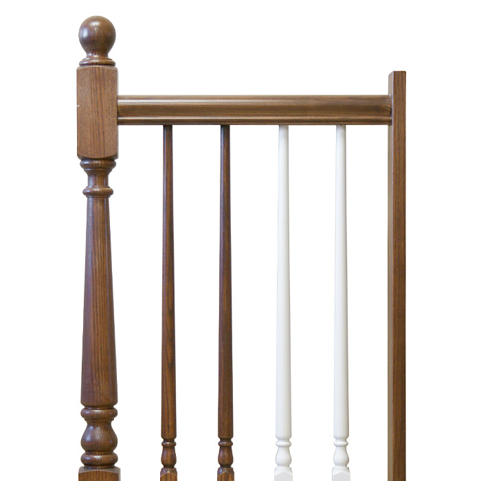 5015 Newel Post and Balusters